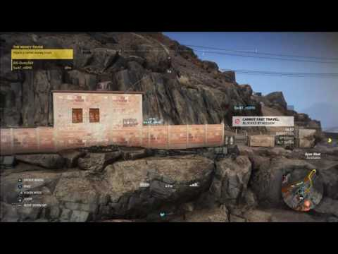 GAME IS TOO GLITCHY FIX PLS!! Tom Clancy's Ghost Recon Wildlands Glitch Montage