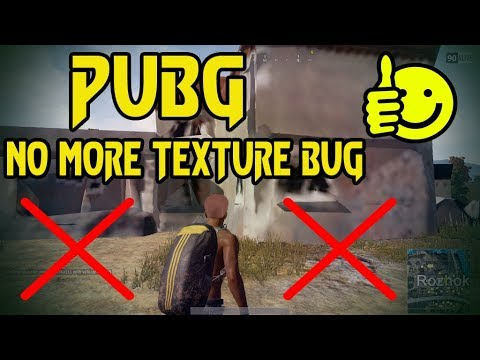 PlayerUnknown's Battlegrounds / PUBG | Game Fix Problem Solving